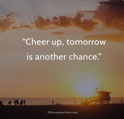 Cheer Up Quotes for Family