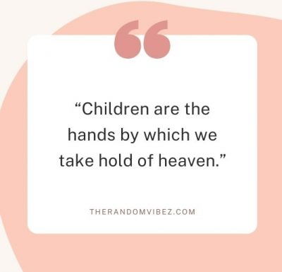 Children Are Blessings Quotes Images