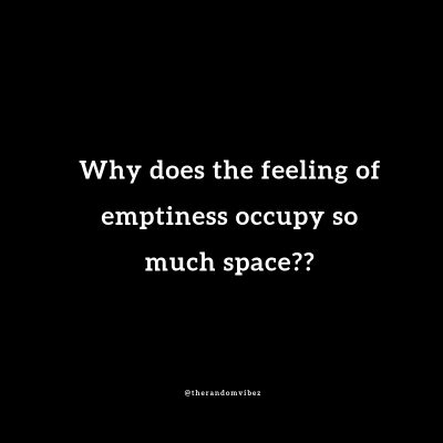 Emptiness Quotes of Loneliness