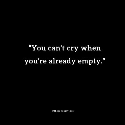 Empty Mind Quotes Images