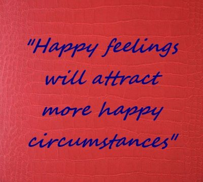 Happiness Quotes On Law Of Attraction