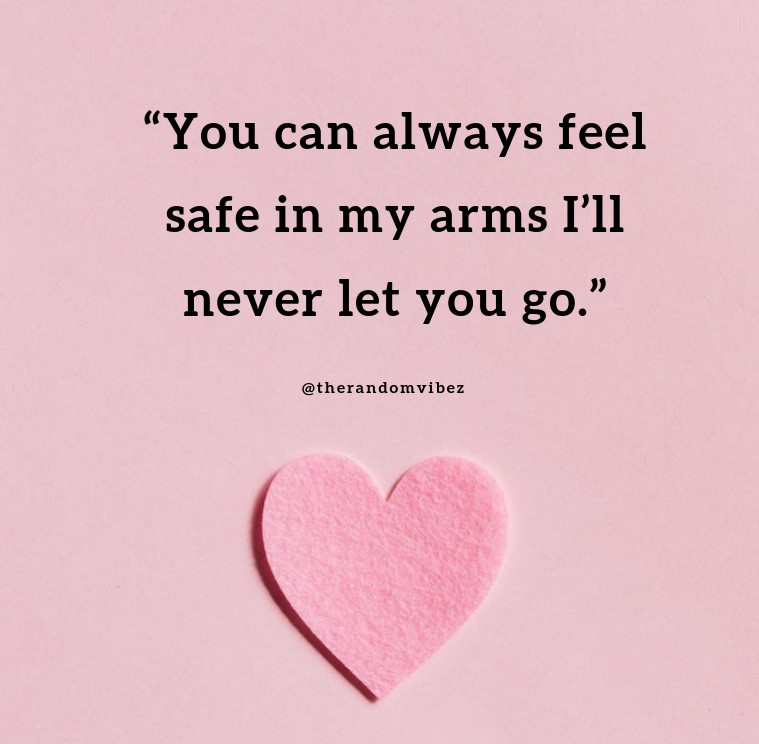 Really sweet quotes to say to your girlfriend