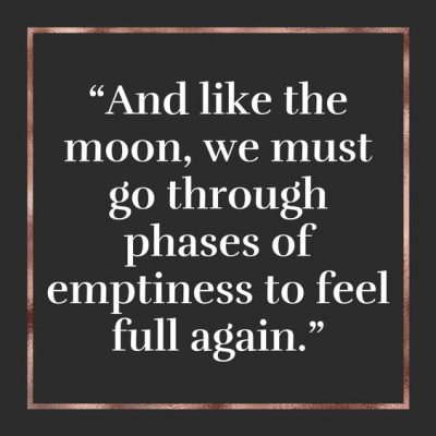 Motivational Quotes About Feeling Empty