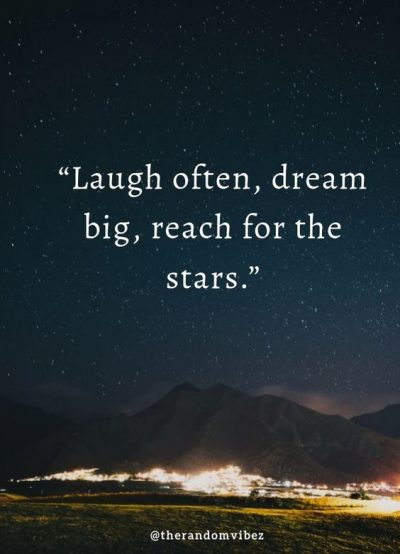 Reach for The Stars Quotes Images