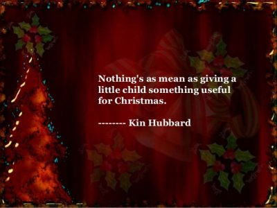 2020 Children Christmas Quotes