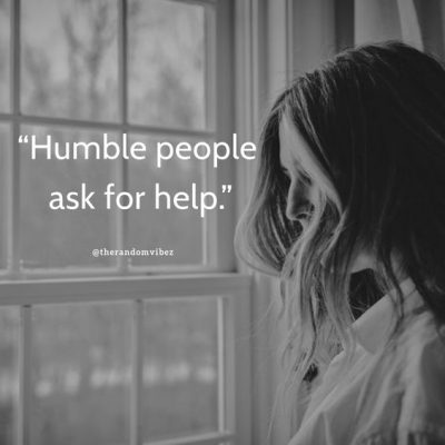 Asking For Help Is Not A Sign Of Weakness