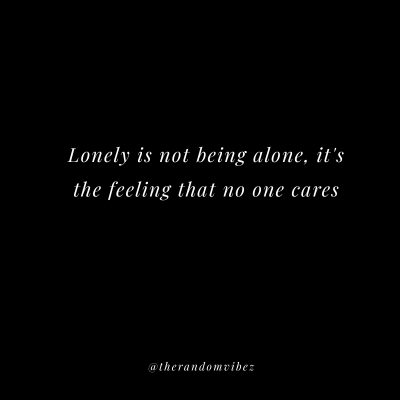 Best No One Cares Quotes