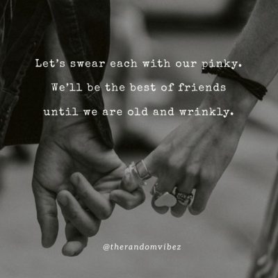 Broken Pinky Promise Quotes Pictures