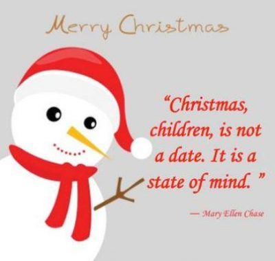 Children Christmas Quotes