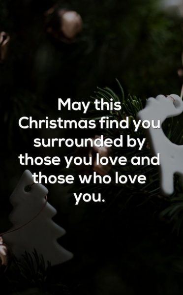 Christmas Quotation For Friends