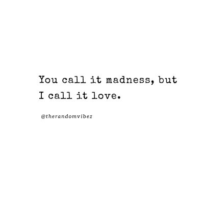 Deep Powerful I Love You Quote