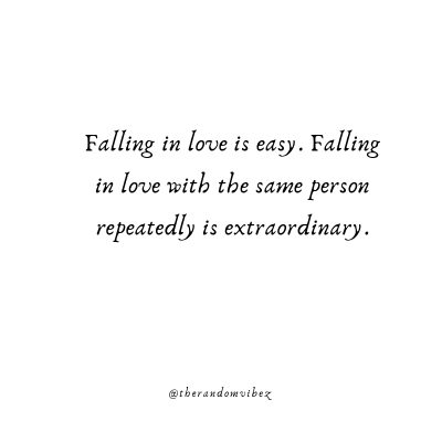 Falling For You Quotes Feelings