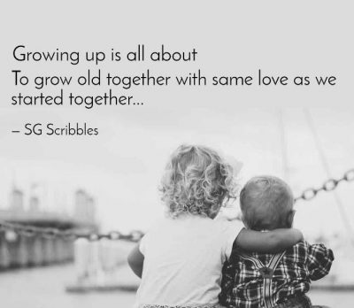 Growing Old Together In Relationship Pictures