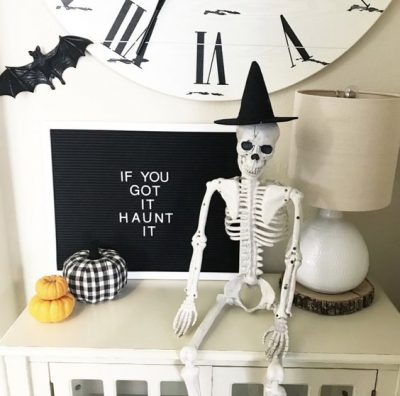 Halloween Quotes for Letter Board