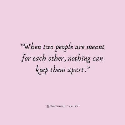 Made for Each Other Couple Quotes