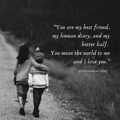 Missing My Better Half Quotes