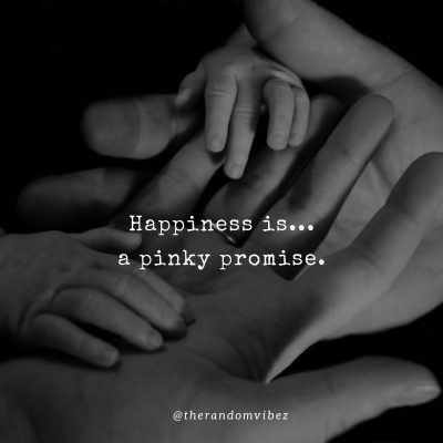 Pinky Promise Quotes Images