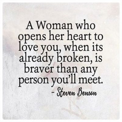 Quotes About Broken Women