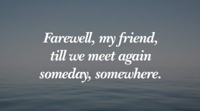 RIP Quotes For Death Of A Friend