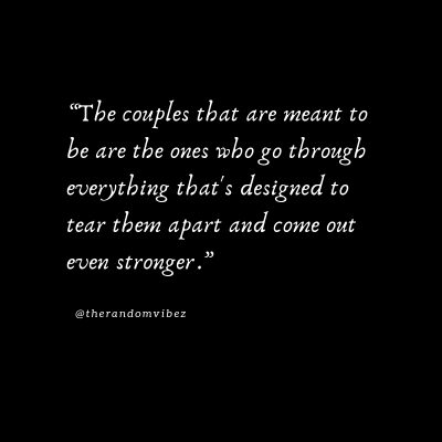 Romantic Made For Each Other Quotes