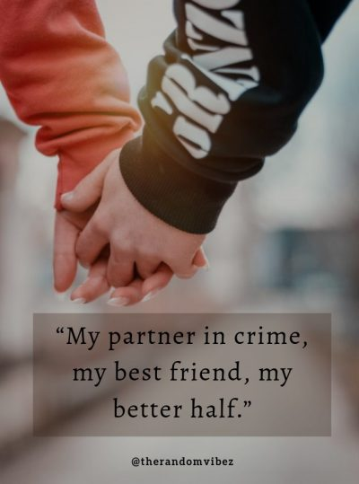 Romantic Quotes for Better Half