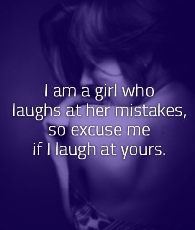 Sassy Picture Quotes For Females