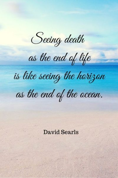 Seeing Death As The End Of Life Pic
