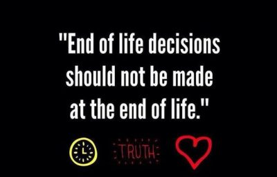 Short End Of Life Picture Quotes
