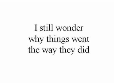 Wish Things Were Different Quotes