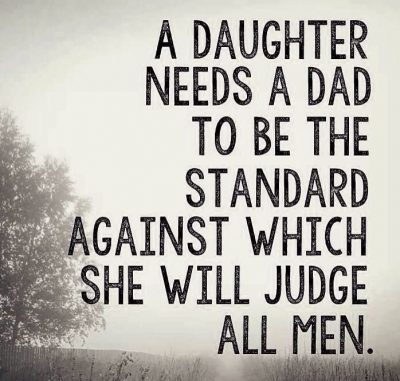 Absent Father Quote From Daughter