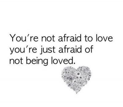 Afraid To Love You Pictures