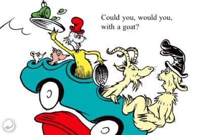 Funny Green Eggs And Ham Quotes