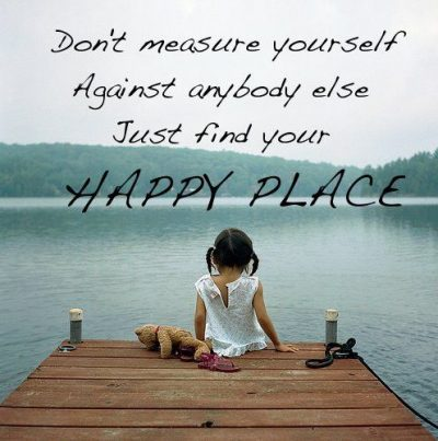 Happy Place Quotes Pictures