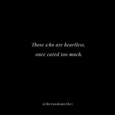 Heartless Quotes Pictures