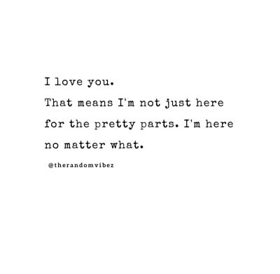 I'm Here For You Quotes