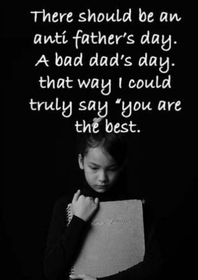 Irresponsible Father Picture Quote