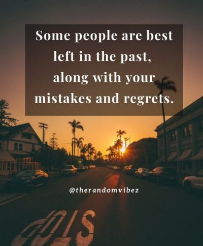 Making Peace With Past Relationship