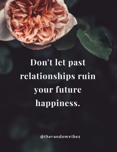 Past Relationship Quotes