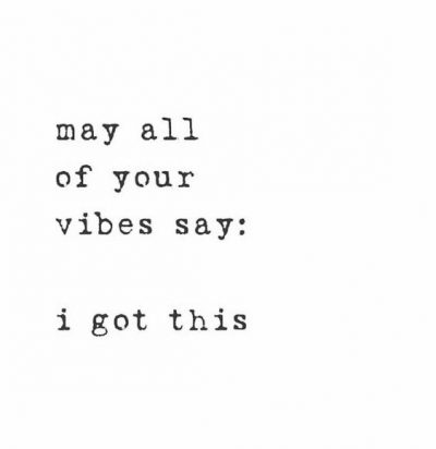Quotes About Chill Vibes