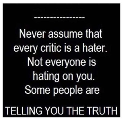 Quotes To Handle Criticism