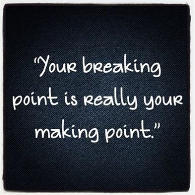 Relationship Breaking Point Quotes