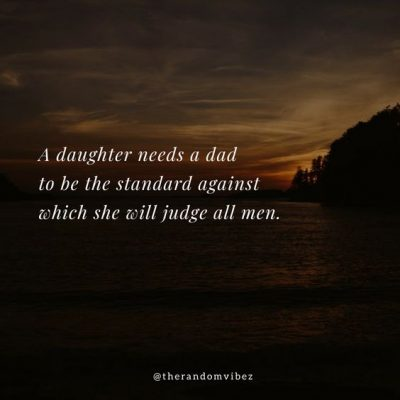 Sad Absent Father Quotes
