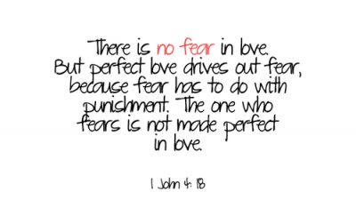 Scared To Love You Quote