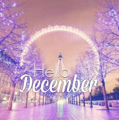 Welcome December Picture For Facebook