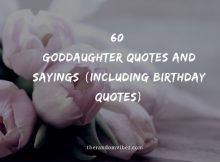 60 Goddaughter Quotes And Sayings (Including Birthday Quotes)