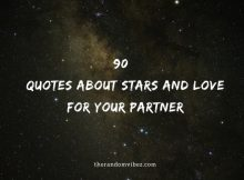 90 Quotes About Stars And Love For Your Partner