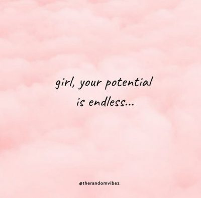 Cute Girly Inspirational Quotes