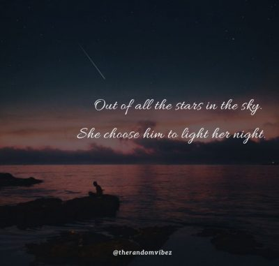 Cute Quotes About Stars And love
