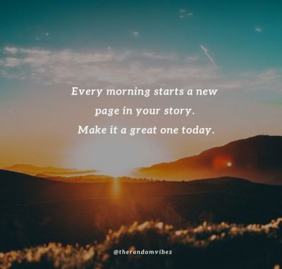 Everyday Is A New Day Quotes