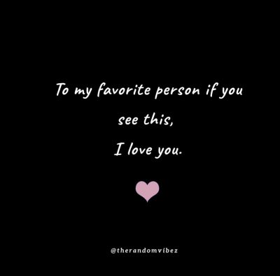 Favorite People Quotes